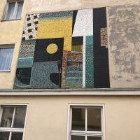 Mosaik 1 - vor den Arbeiten